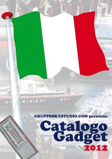 Catalogo Gadget - GruppoSkyStudio.com