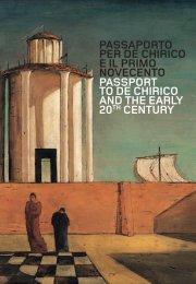 Passaporto per De Chirico e il primo novecento - Palazzo Strozzi