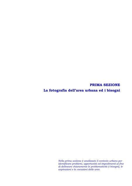 proposta di PISU - Regione Molise