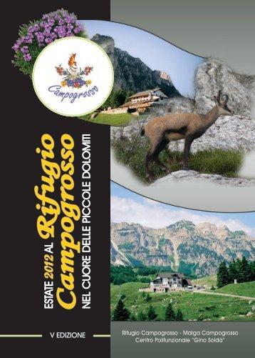 V EDIZIONE - Rifugio Campogrosso