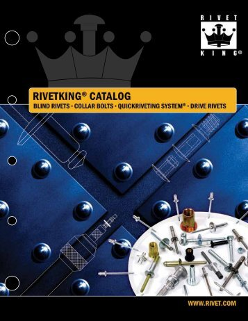 RivetKing® Rivbolt - Industrial Rivet & Fastener Co