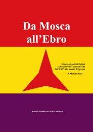 From Moscow to the Ebro Front 1936 1939 - Societa italiana di storia ...