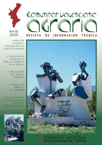 revista agraria - número 16 - IVIA