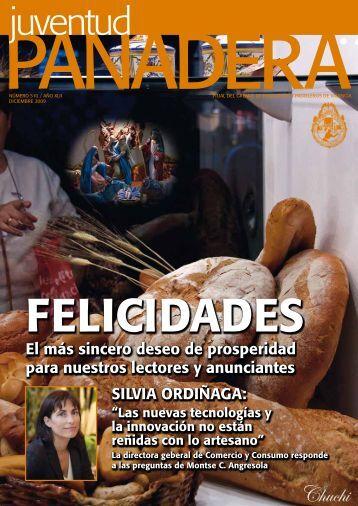 Diciembre 2009 - El Gremio de panaderos y pasteleros de Valencia