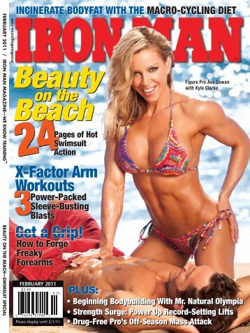 Beauty Beach - Ironman Magazine