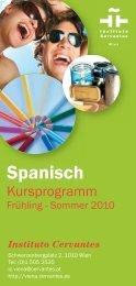Hier finden Sie das Kursprogramm für Frühling-Sommer als PDF!