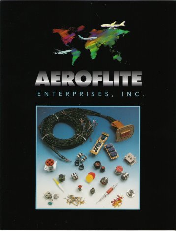 Download AeroFlite Brochure and Line Card (PDF)