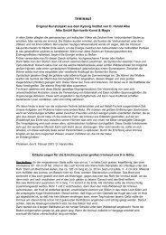 Irminsul - Alke GmbH Spirituelle Kunst & Magie und Kyborg Institut