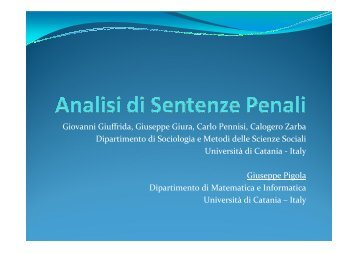 Analisi di Sentenze Penali.pdf - Mbox.dmi.unict.it
