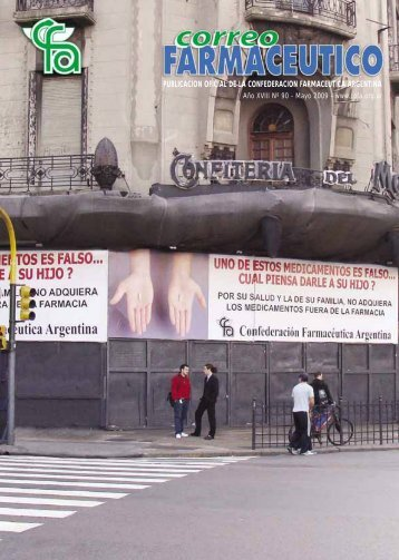 publicacion oficial de la confederacion farmaceutica argentina