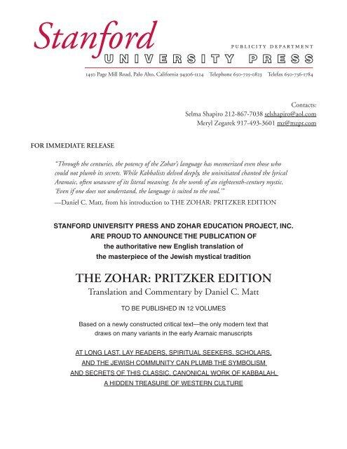 the zohar pritzker edition volume twelve zohar the pritzker editions