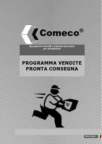 CATALOGO PRONTA CONSEGNA COMECO - Gruppo Sigel SpA