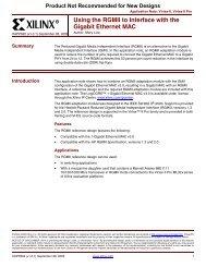 Reduced Gigabit Media Independent Interface (RGMII