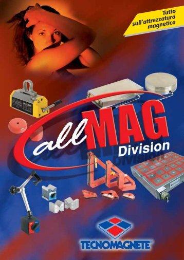 Tutto sull'attrezzatura magnetica - Allmag