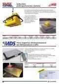 Tutto sull'attrezzatura magnetica - Allmag - Page 6