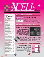 Xcell on the Web - Xilinx