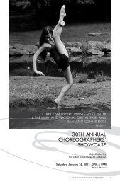 Download Now (PDF) - Clarice Smith Performing Arts Center ...