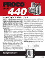 Proco 442-BD - Essential Sealing Products, Inc.