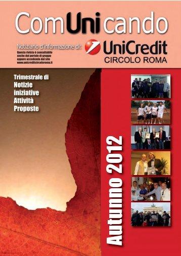 Edizione 29 - Unicredit Circolo Roma