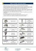 Systémy pro řízení LED - Page 2