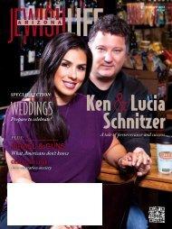 WEDDINGS - Arizona Jewish Life Magazine