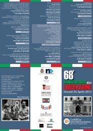 Scarica qui Il programma delle manifestazioni [pdf 335 KB]