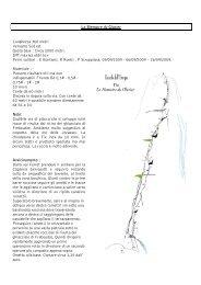 La Memoire du Glacier Nuova via aperta dai nostri istruttori