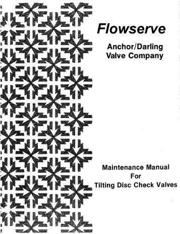 Flowserve Edward and Anchor/Darling Nuclear Application Valves