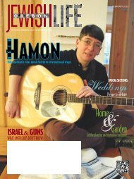 Download - Oregon Jewish Life Magazine