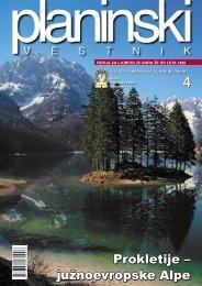 Celotna številka - Planinski Vestnik