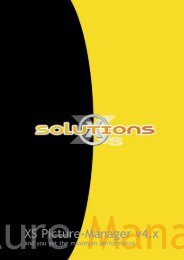 XS Picture-Manager v4.x - XS-Solutions GmbH