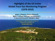 Download the presentation slides - NOAA Earth System Research ...
