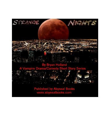 Strange Nights - Abyssal Books