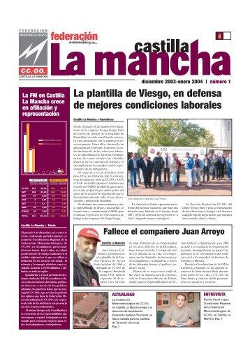 Castilla La Mancha - Federación de Industria - CCOO