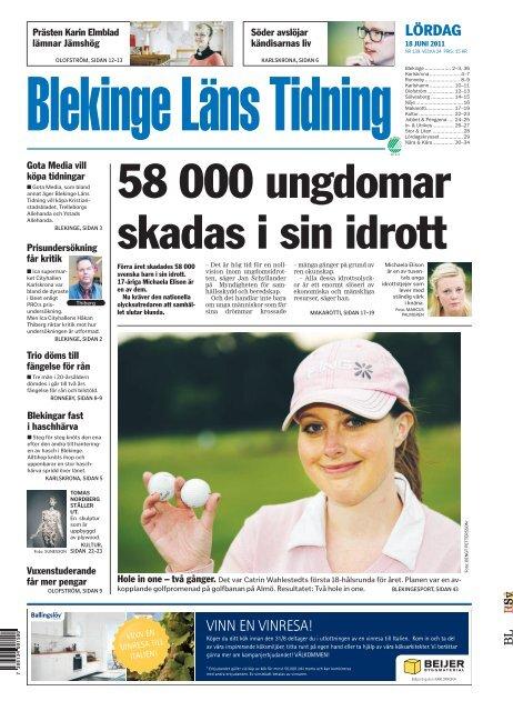baltiska tjejer söker män i karlskrona