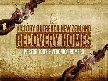 Pastor Tony Romero - Creating Hope
