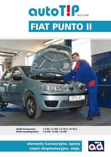 AutoTip nr 2 Fiat Punto II