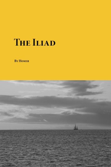 The Iliad - Planet eBook