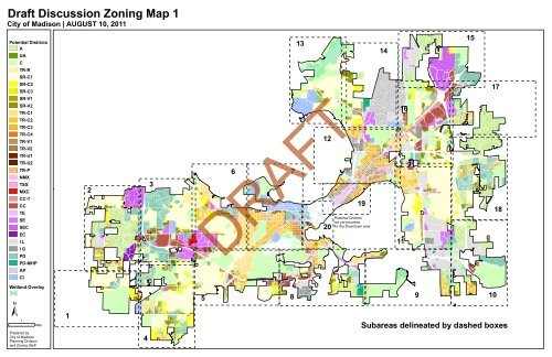 Draft Discussion Zoning Map 1 - City of Madison, Wisconsin on davenport zoning map, brighton zoning map, lawrence zoning map, middleburg zoning map, seminole zoning map, fayetteville zoning map, wapakoneta zoning map, morris zoning map, caledonia zoning map, springfield zoning map, stratford zoning map, groveland zoning map, marion zoning map, pullman zoning map, wisconsin zoning map, seville zoning map, hot springs zoning map, montague zoning map, cedar city zoning map, hartford zoning map,