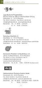 September '11 - Januar '12 - Kunstverein Pforzheim im ... - Page 4