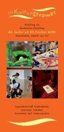"""Kinderkunst-Ausstellung """"Die KulturStromer"""" - Kunstverein ..."""
