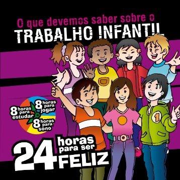 TRABALHO INFANTIL - Concurso LACVOX