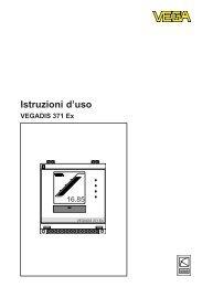 Istruzioni d'uso - Vega