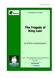 The Tragedy of King Lear - Unama