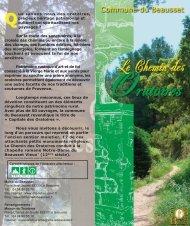 Chemin des Oratoires - Le Beausset