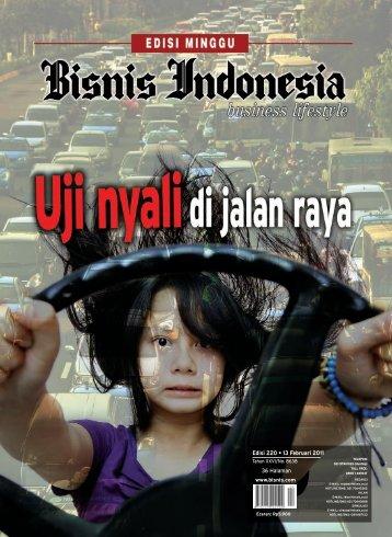 Edisi 220 • 13 Februari 2011 - Mirror UNPAD