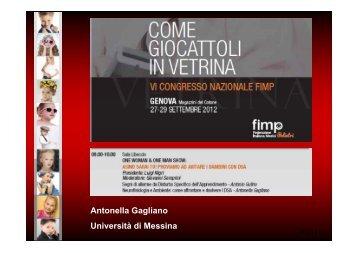 La dislessia - A. Gagliano - Fimp