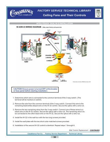 casablanca w wiring diagram casablanca image casablanca ceiling fan repair manual furniture market on casablanca w 32 wiring diagram
