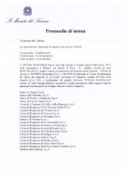 Gruppo Banca Intesa Sanpaolo - Assoturismo