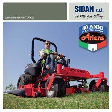 Catalogo Ariens+Gravely 2012.indd - Sidan Srl